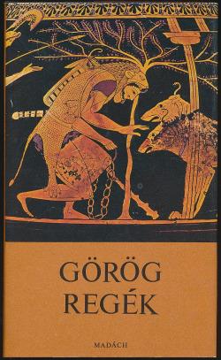 Görög regék obálka knihy
