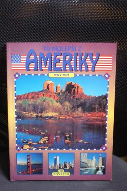 To nejlepší z Ameriky obálka knihy