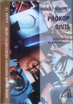 Prokop Diviš - vynálezce bleskosvodu obálka knihy