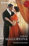 Šarlatová nevěsta obálka knihy