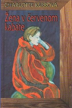 Žena v  červenom kabáte obálka knihy