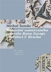 Rabování samozvaného generála Rona Zacapy v hostinci U Hrocha obálka knihy