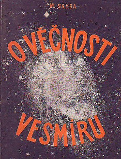 O věčnosti vesmíru obálka knihy
