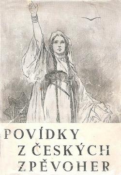 Povídky z českých zpěvoher obálka knihy