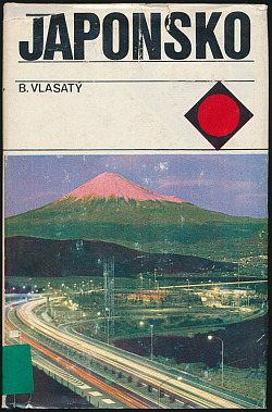 Japonsko obálka knihy