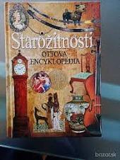 Ottova encyklopedie: Starožitnosti obálka knihy