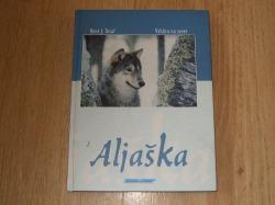 Aljaška obálka knihy