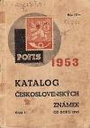 KATALOG ČESKOSLOVENSKÝCH ZNÁMEK OD ROKU 1945