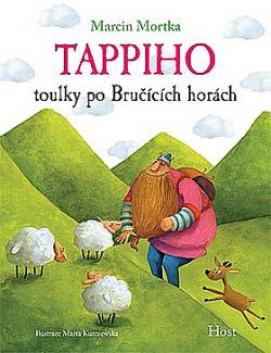 Tappiho toulky po Bručících horách obálka knihy