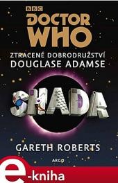 Doctor Who - Shada obálka knihy