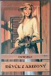 Děvče z Arizony obálka knihy