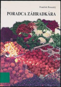 Poradca záhradkára obálka knihy