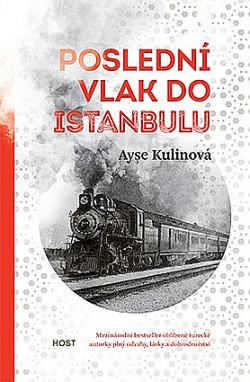 Poslední vlak do Istanbulu obálka knihy