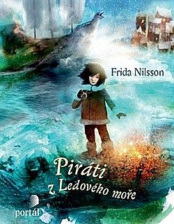 Piráti z Ledového moře obálka knihy