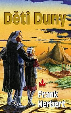 Děti Duny obálka knihy