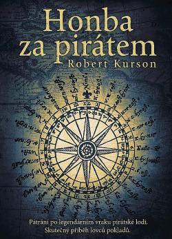Honba za pirátem obálka knihy