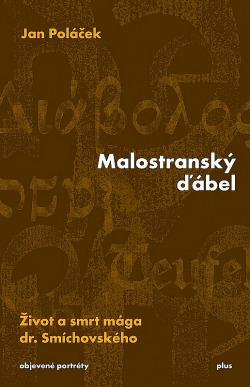 Malostranský ďábel obálka knihy