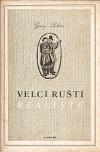 Velcí ruští realisté obálka knihy