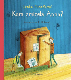 Kam zmizela Anna obálka knihy