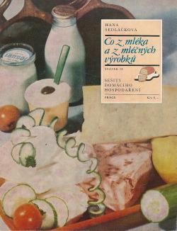 Co z mléka a z mléčných výrobků obálka knihy