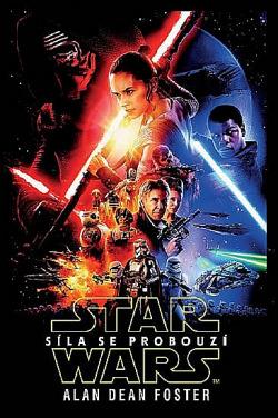 Star Wars: Síla se probouzí obálka knihy