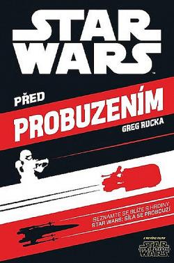 Star Wars - Před probuzením obálka knihy