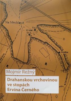 Drahanskou vrchovinou ve stopách Ervína Černého obálka knihy