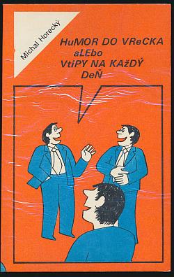 Humor do vrecka alebo Vtipy na každý deň obálka knihy
