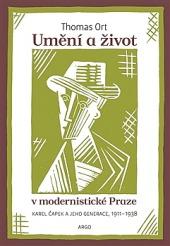 Umění a život v modernistické Praze obálka knihy