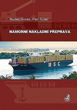 Námořní nákladní přeprava obálka knihy