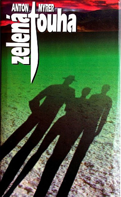 Zelená touha obálka knihy