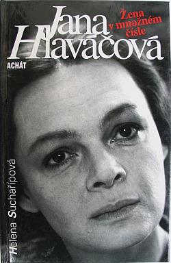 Jana Hlaváčová - Žena v množném čísle obálka knihy