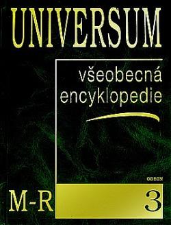 Universum - všeobecná encyklopedie 3 M-R