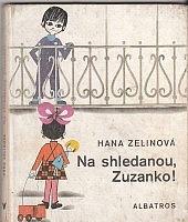 Na shledanou, Zuzanko! obálka knihy