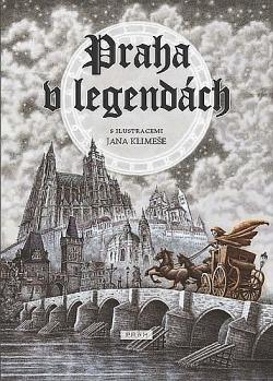 Praha v legendách obálka knihy