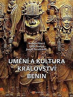 Umění a kultura království Benin obálka knihy