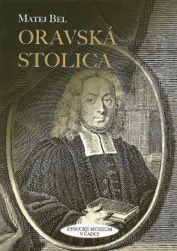 Oravská stolica obálka knihy