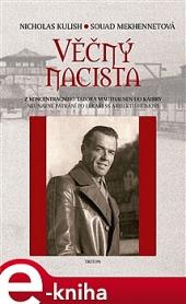 Věčný nacista obálka knihy