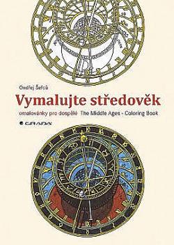 Vymalujte středověk - omalovánky pro dospělé