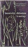 Lesnicky důležité traviny obálka knihy