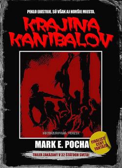 Krajina kanibalov obálka knihy