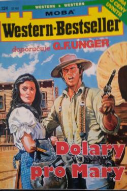 Dolary pro Mary obálka knihy