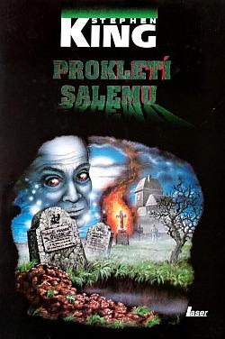 Prokletí Salemu obálka knihy