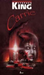 Carrie obálka knihy