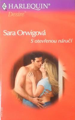 S otevřenou náručí obálka knihy