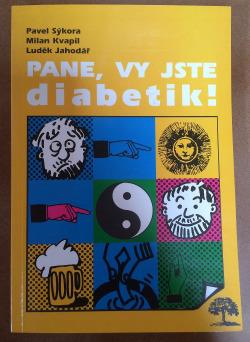 Pane, vy jste diabetik! obálka knihy