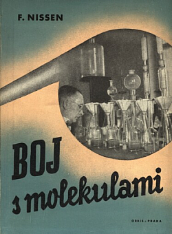 Boj s molekulami obálka knihy