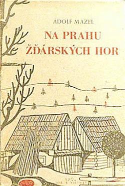 Na prahu žďárských hor obálka knihy