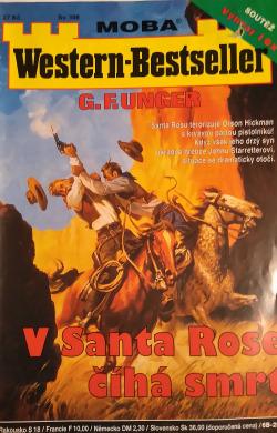 V Santa Rose číhá smrt obálka knihy
