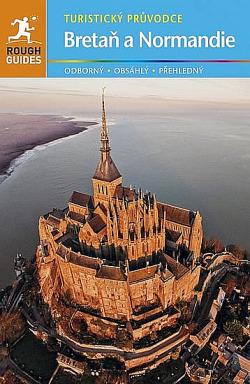 Bretaň a Normandie obálka knihy